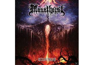 Monotheist - Scourge - (CD)