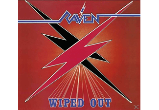 Raven - Wiped Out - (CD)