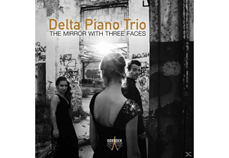 Delta Piano Trio - The Mirror With Three Faces - (CD)