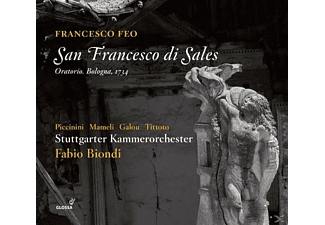 Biondi/Stuttgarter K - San Francesco di Sales - (CD)