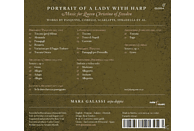 Mara Galassi - Portrait of a Lady with Harp [CD]