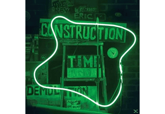 Wreckless Eric - Construction Time & Demolition - (Vinyl)