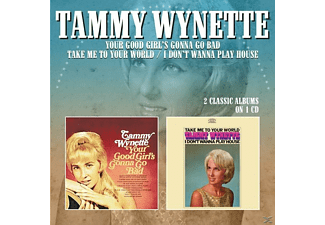 Tammy Wynette - Your Good Girl's Gonna Go Bad/Take Me To Your... - (CD)