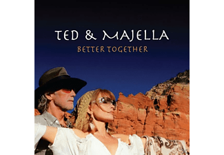 Ted & Majella - Better Together - (CD)