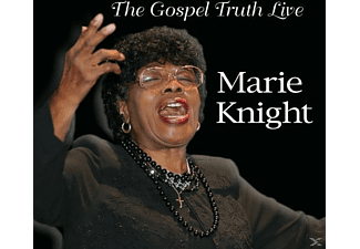 Marie Knight - The Gospel Turth Live - (CD)