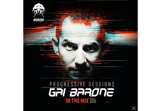 Gai Barone - In The Mix 006-Progressive Sessions - (CD)