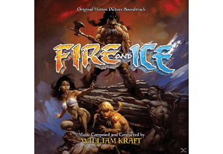 O.S.T. - Fire & Ice - (CD)
