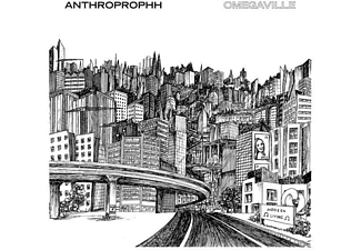 Anthroprophh - Omegaville - (CD)