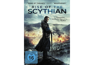 Rise of the Scythian - (DVD)