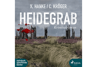 Heidegrab - 2 MP3-CD - Krimi/Thriller