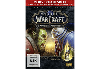 World of Warcraft: Battle for Azeroth - Presell Box - PC
