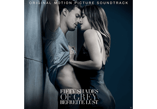 VARIOUS - Fifty Shades Of Grey 3: Befreite Lust (Ost),2LP - (Vinyl)