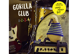 Locas In Love - Gorilla Club 1-2-3-4! - (CD)