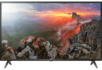 LG 55UK6300LLB, 139 cm (55 Zoll), UHD 4K, SMART TV, LED TV, True Motion 100, 1600 PMI, DVB-T2 HD, DVB-C, DVB-S, DVB-S2