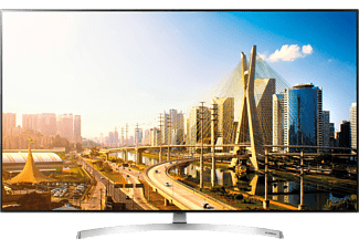 LG 65SK8500LLA, 164 cm (65 Zoll), UHD 4K, SMART TV, LED TV, True Motion 200, 3400 PMI, DVB-T2 HD, DVB-C, DVB-S, DVB-S2