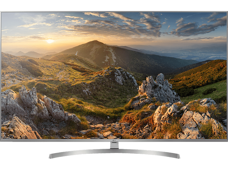 LG 65UK7550LLA LED TV (Flat, 65 Zoll/164 cm, UHD 4K, SMART TV, webOS 4.0 (AI ThinQ))