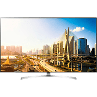 LG 55SK8500LLA LED TV (Flat, 55 Zoll, UHD 4K, SMART TV, webOS 4.0 (AI ThinQ))