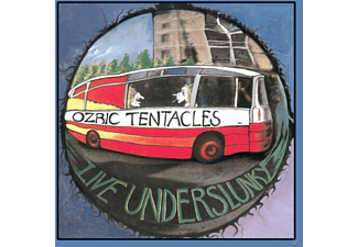 The Ozric Tentacles - Live Underslunky - (CD)