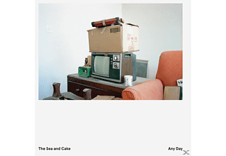 The Sea And Cake - Any Day (LP+MP3) - (LP + Download)