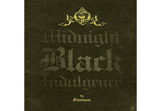 Frivoulous - MIDNIGHT BLACK INDULGENCE - (CD)