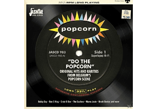 VARIOUS - Do The Popcorn - (CD)