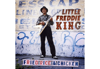 King Little Freddie - Fried Rice & Chicken - (CD)