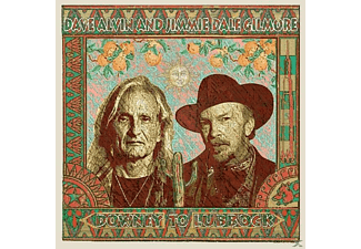 Dave & Jimmie Dale Alvin - Downey To Lubbock - (CD)