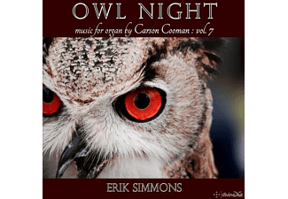 Erik Simmons - Owl Night - (CD)