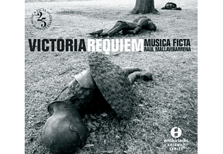 Raul Musica Ficta & Mallavibarrena - Requiem - (CD)