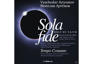 Annamamedov/Moscow Chamber Orchestra - Sola fide (Only by Faith)/Tempo Costante - (CD)