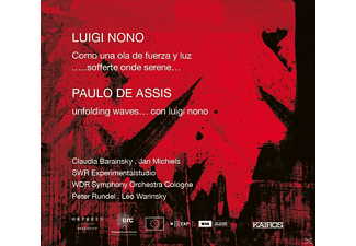 Luigi Nono - Coma una ola/Unfolding Waves/+ - (CD)