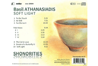 Shonorities - Soft Light [CD]