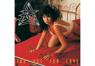 Fisc - Too Hot For Love - (CD)