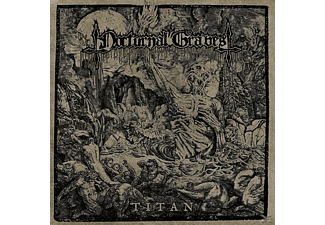 Nocturnal Graves - Titan - (CD)
