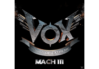 Voices Of Extreme - Mach III - (CD)