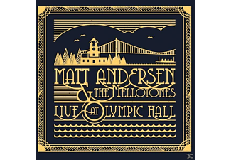 Matt & The Mellotones Andersen - Live At Olympic Hall - (CD)