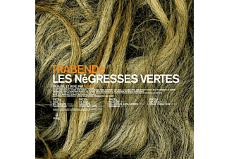 Les Negresses Vertes - Trabendo (2LP+CD) - (Vinyl)