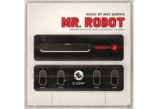 Mac Quayle - Mr.Robot,Vol.4 (OST TV Series) 2LP,Colored - (Vinyl)