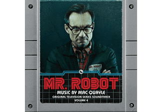 Mac Quayle - Mr.Robot,Vol.4 (OST TV Series) - (CD)