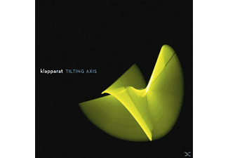 Klapparat - Tilting Axis - (CD)
