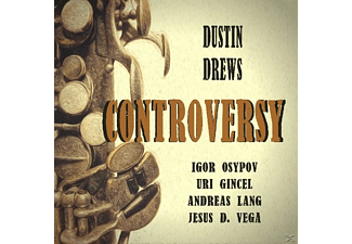 Dustin Drews - Controversy - (CD)