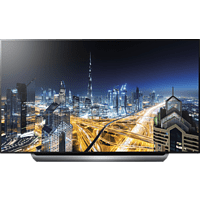 LG OLED55C8LLA OLED TV (Flat, 55 Zoll, UHD 4K, SMART TV, webOS 4.0 (AI ThinQ))
