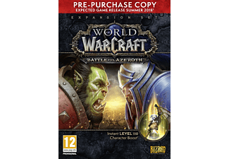 ACTIVISION World Of Warcraft Battle For Azeroth PC Oyun
