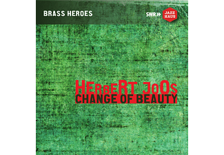 Herbert Joos - Change of Beauty - (CD)