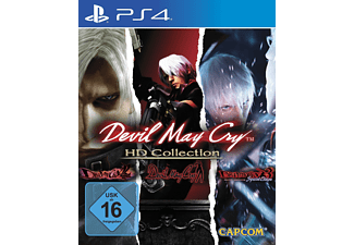 Devil May Cry (HD Collection) - PlayStation 4