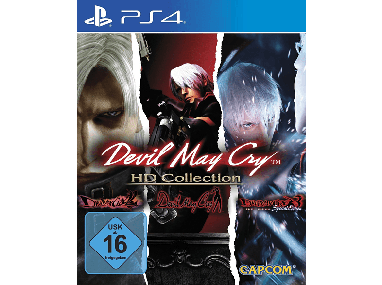 Devil May Cry (HD Collection) [PlayStation 4]