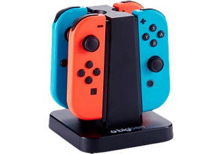 BIG BEN Nintendo Switch Quad Charger töltőállomás