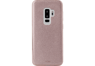 PURO Shine Over Backcover Samsung Galaxy S9+  Rosegold