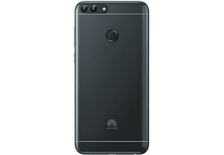PURO Ultra Slim Backcover Huawei P-Smart Thermoplastisches Polyurethan Transparent