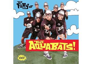 The Aquabats - The Fury Of The Aquabats (Exp.2918 Remaster) - (Vinyl)